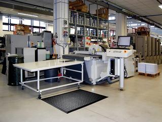 Ergonomisk matte i industrikvalitet