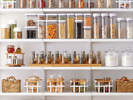 Pantry and Freezer Cooking Ideas