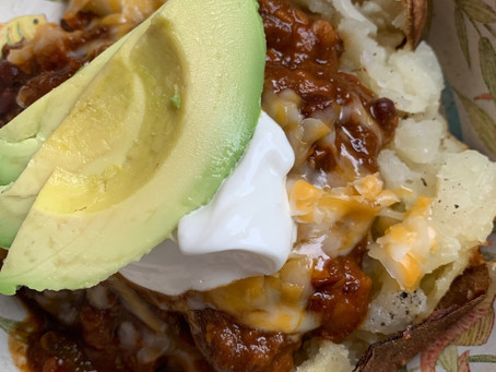 Guinness Beef Chili
