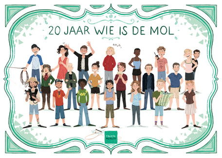 20 Jaar Wie is de Mol (2020)