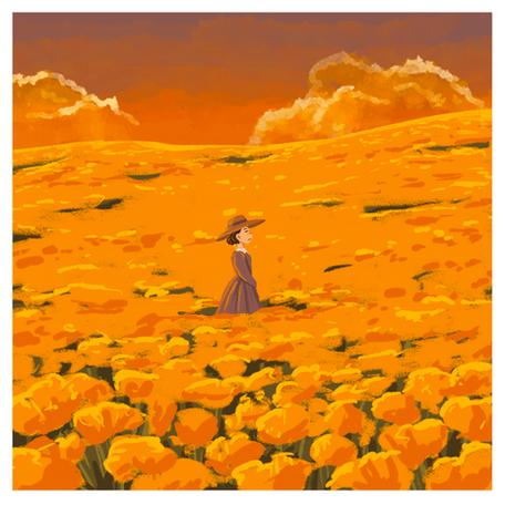 Flower field (2020)