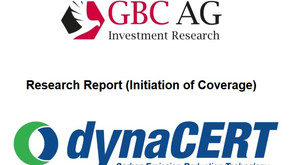 dynaCERT Institutional Coverage Report