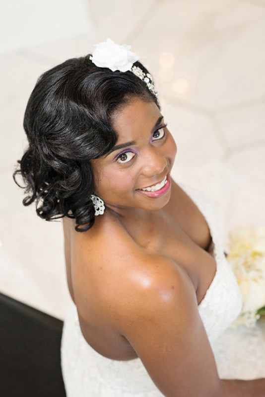 Hotel Blackhawk bride photo