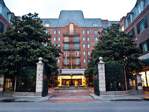 Featured Family Hotel: The Iconic Belmond Charleston Place
