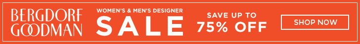 Shop the Designer Grand Finale Sale and save up to 75% at BergdorfGoodman.com! Offer valid starting 6/25.
