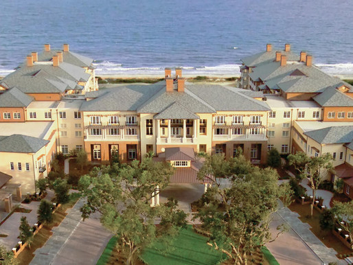 Featured Family Resort: The Sanctuary at Kiawah Island