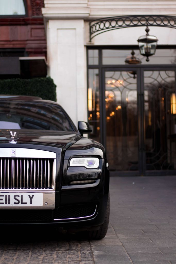 Rolls Royce in London