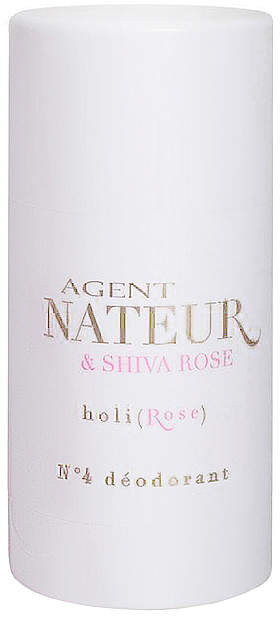 Agent Nateur Holi Rose Natural Deodorant Stick
