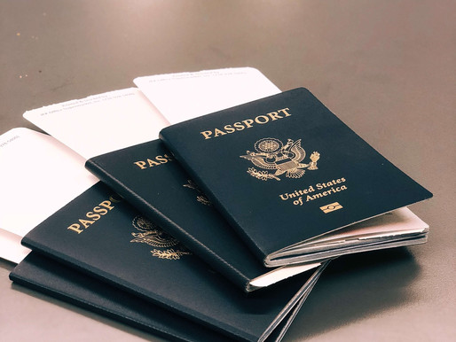 No-Stress Guide to Travel Forms & Documents