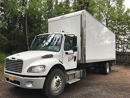 Rosie's Delivery Cargo Truck