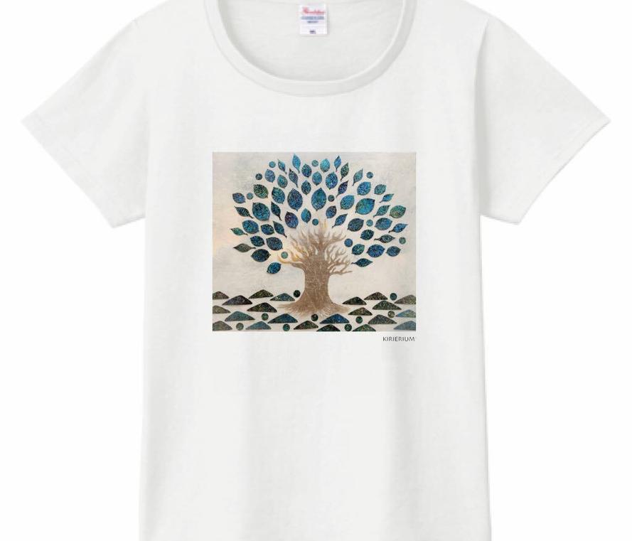 木漏れ日Tシャツ.png