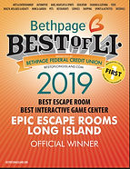 #1 Long Island Escape Room