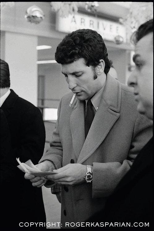 Tom Ford, 1962