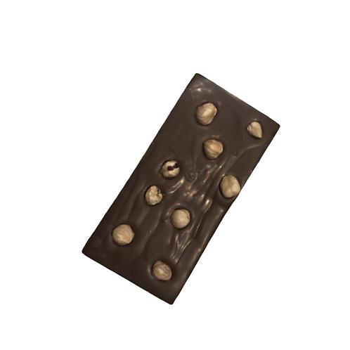 Tablette chocolat noisettes 100 gr