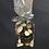 Thumbnail: Sachet noisettes/amandes chocolat 200 gr
