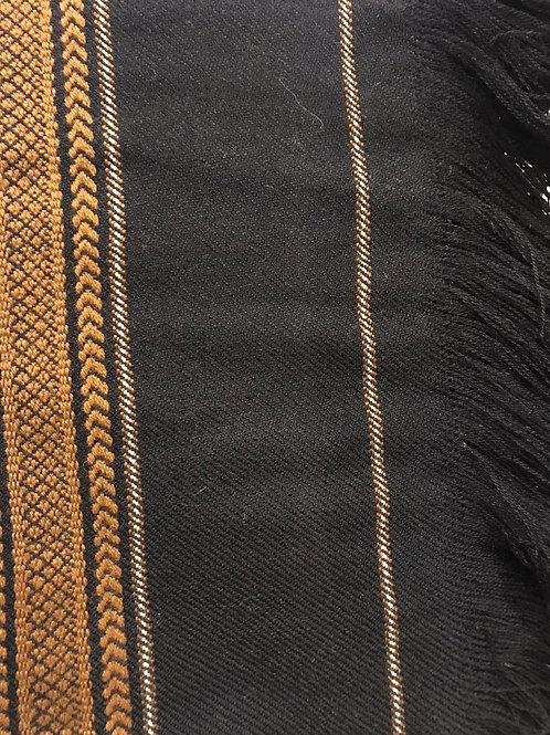 Best Quality Swati Winter Shawl (Black)