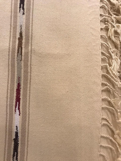 Best Quality Swati Winter Shawl (Skin Color)