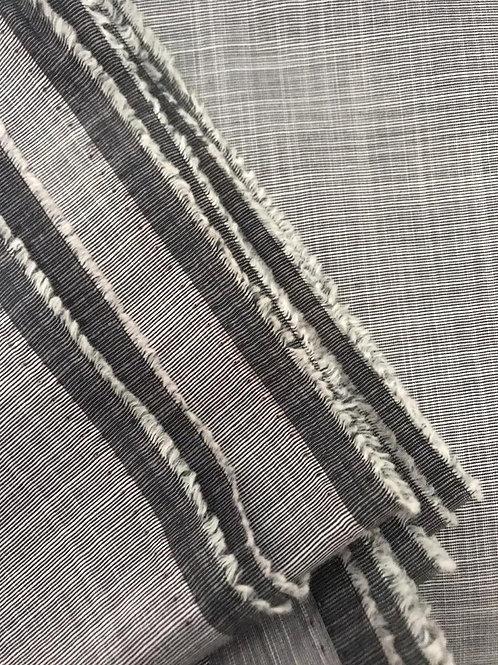 Imported Irish Cotton (Grey) in Lining