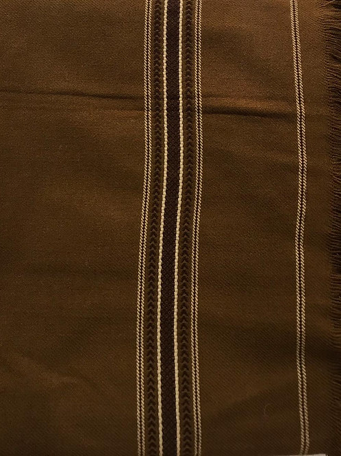 Best Quality Swati Winter Shawl(Dark Brown)