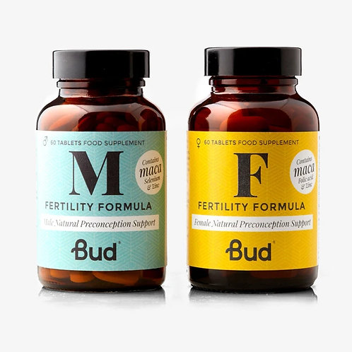 Male & Female Fertility Supplements