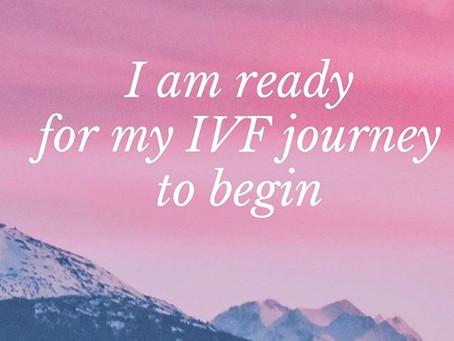 IVF Survival Shopping list for 2020