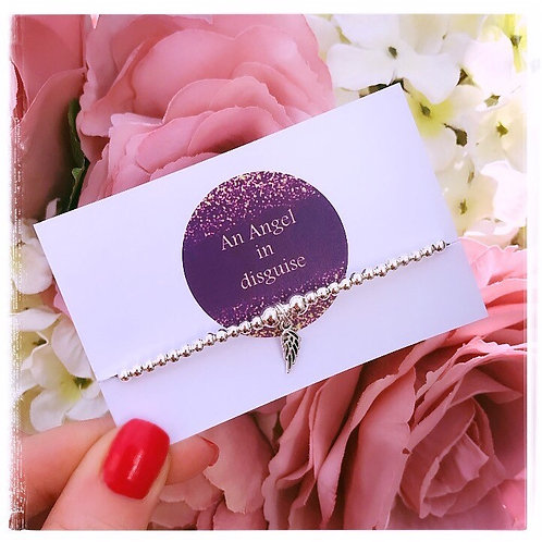 Miscarriage Never Forget Bracelet