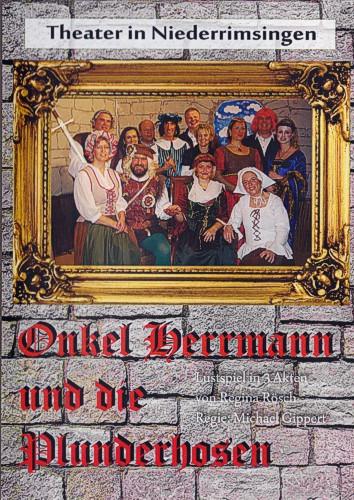 Onkel Herrmann und die Plunderhosen