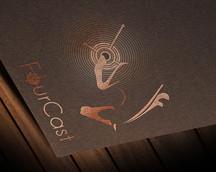 Free-Coffee-Card-Foil-Printed-Logo-Mocku