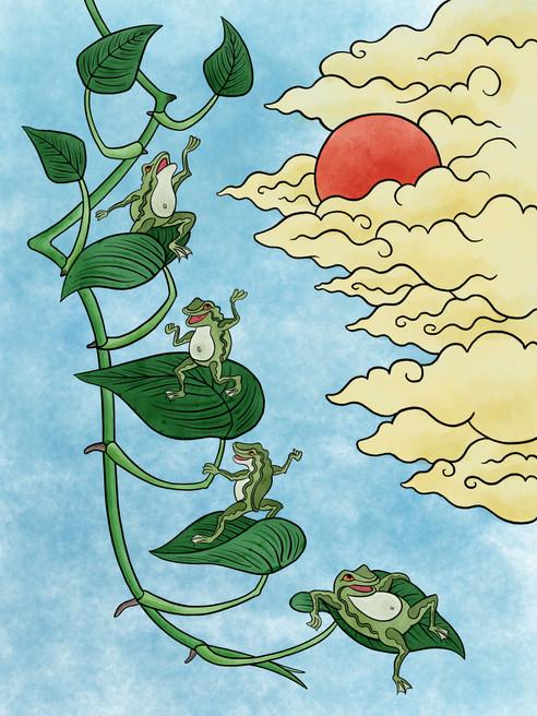 Frog Vine