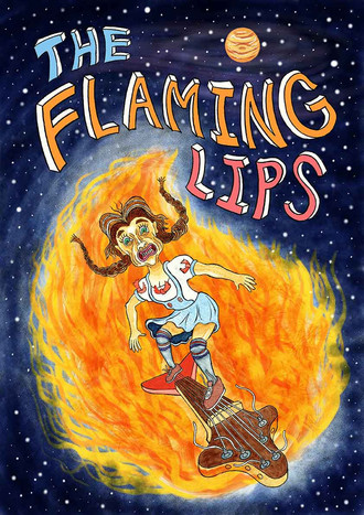 Flaming Lips Poster