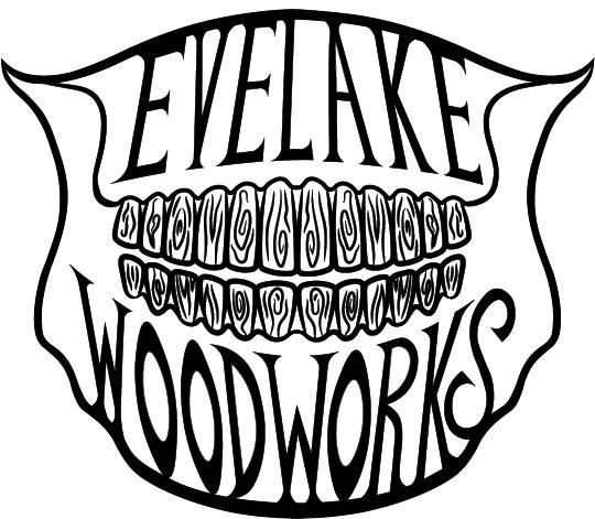Evelake Woodworks Logo