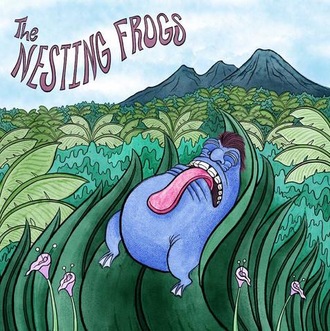 Nesting Frogs Album Cover