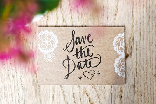 De ce ar trebui sa ai un Save the date?
