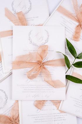 Invitatie delicate