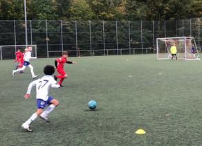 U12 gewinnt Auswärtsspiel in Kaltental