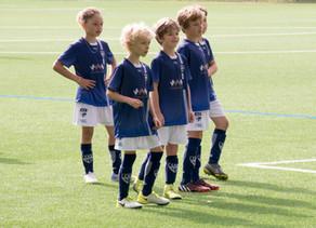 Endlich wieder Fußball auf der Waldebene! Bericht des LVs unserer U9