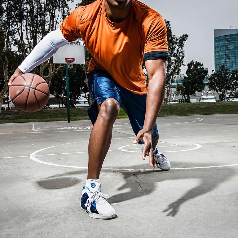 3D Printed Basketball Shoe