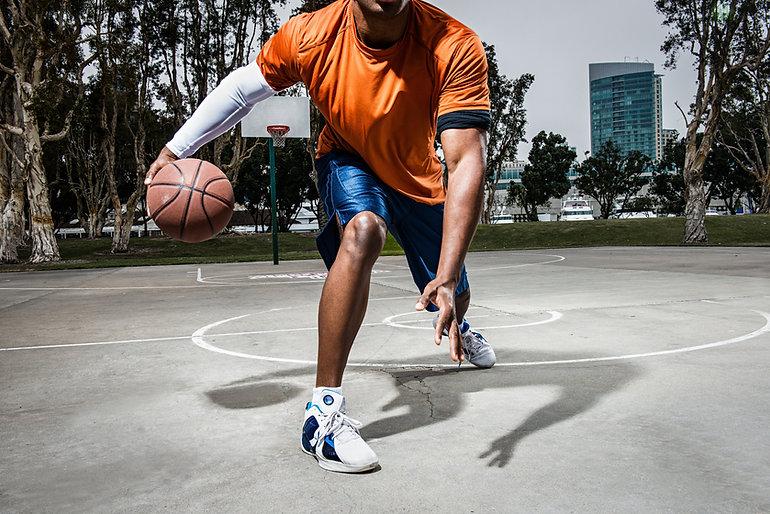 バスケットボールクロスオーバー