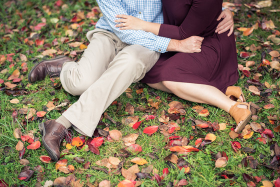 Engagement at Genesee Valley Park