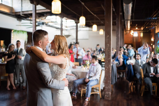 Karen + Joe | The Barrel Factory