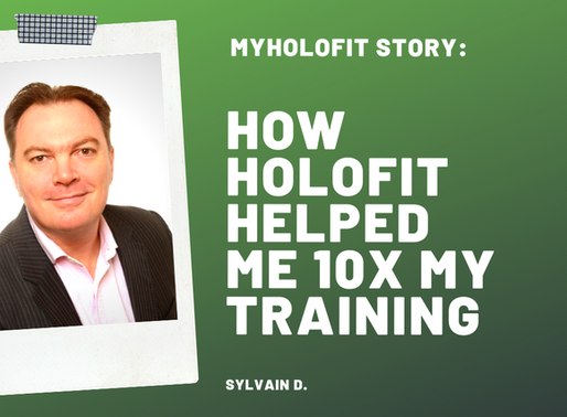 How I Improved My Rowing & Improved My Health with HOLOFIT VR Rowing