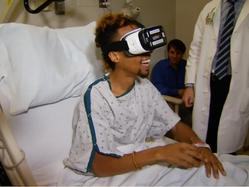 5 awesome medical uses with Virtual Reality