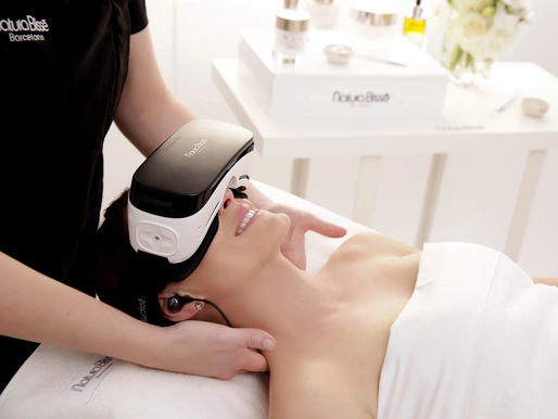 VR FACIAL - A WOW SPA EXPERIENCE !