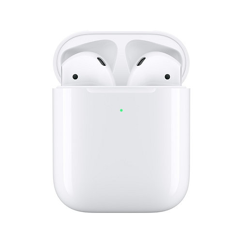 Airpod With wireless charging case