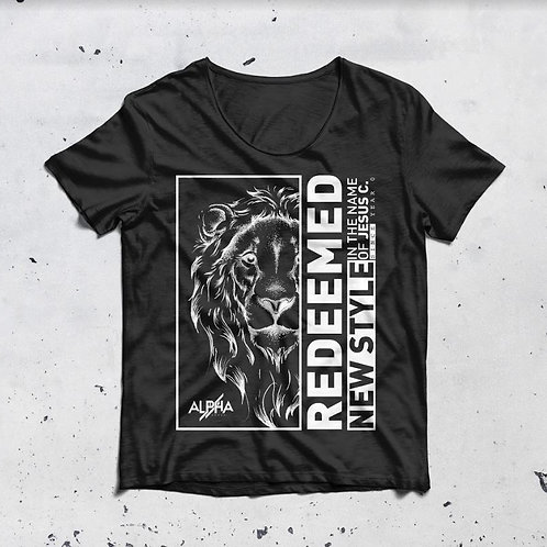 REDEEMED T-Shirt Alpha Banda