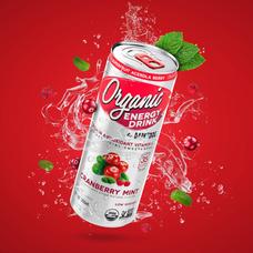 Organic Energy Drink