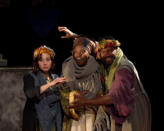Macbeth (of the Oppressed), October 2015