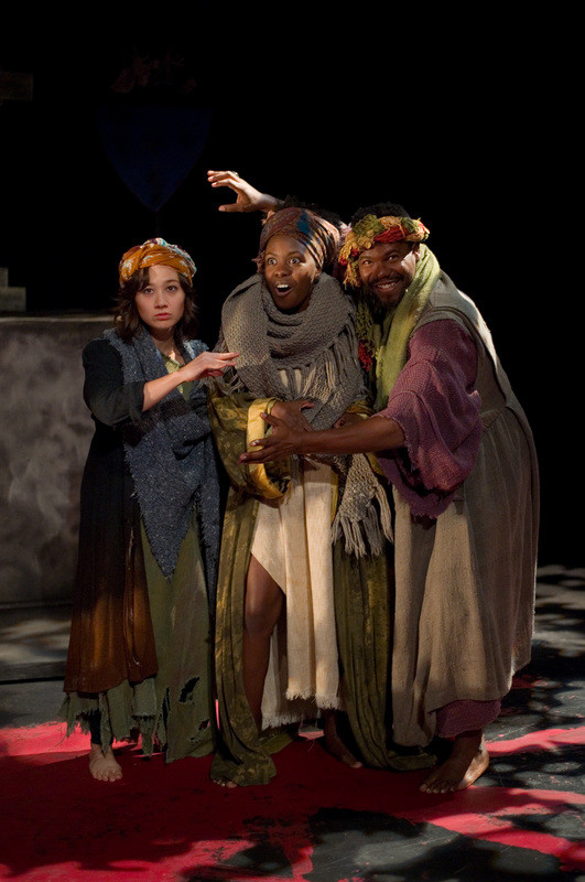 Macbeth (of the Oppressed), October 2015