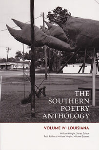 The Southern Poetry Anthology, Vol. IV, Louisiana. Poems by Ashley Mace Havird.