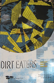 Dirt Eaters, South Carolina Poetry Initiative Chapbook Series Prize. By Ashley Mace Havird.